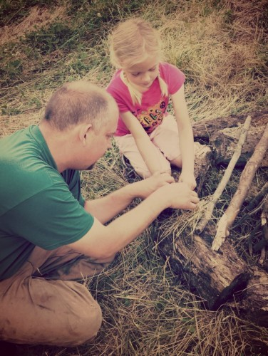 Real Life Homeschooling -- Learning While Camping @ Walking in High Cotton {www.walkinginhighcotton.net}