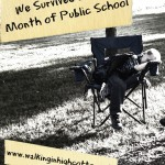 We Survived Our 1st Month of Public School…
